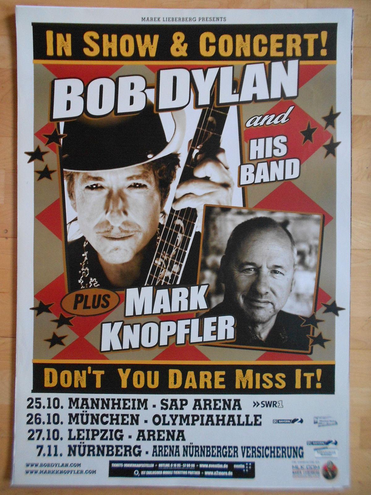 BOB DYLAN – Live in Germany 1978 – 2019 by Christof Graf – cohenpedia.de b07fe03920