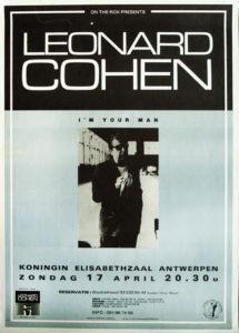 LC-tourposter-1988-antwerp