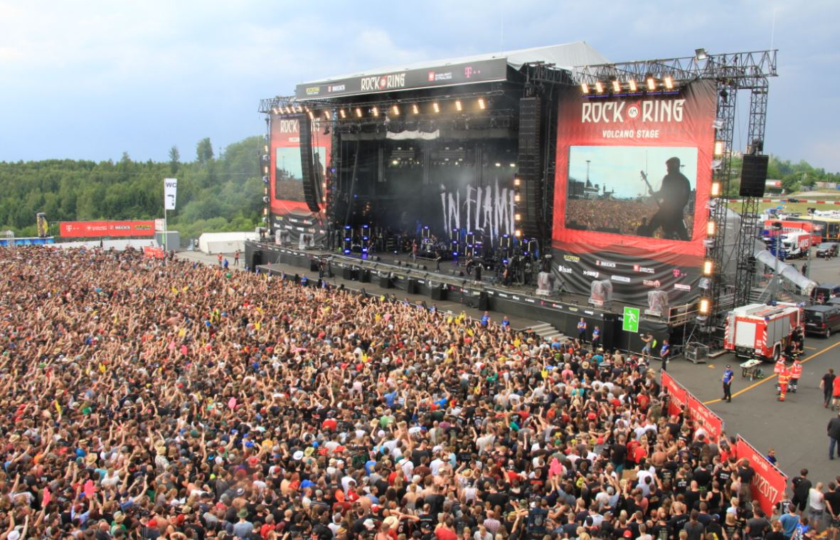 Rock Am Ring Files 2018 2017 2016 2015 Many More By Christof