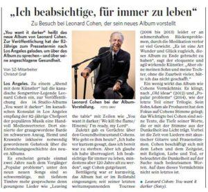 saarbrueckerzeitung-ichbeabsichtigefuerimmerzuleben-by-christofgraf-sz071116-cohenpedia
