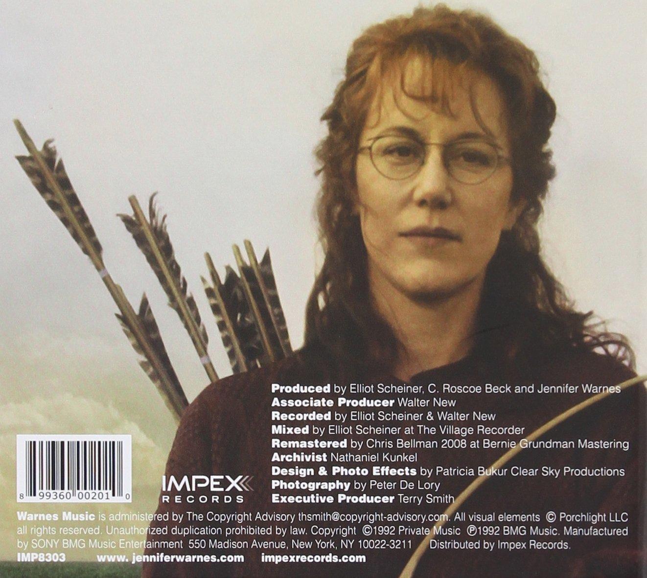 Jennifer WARNES-Files – cohenpedia.de